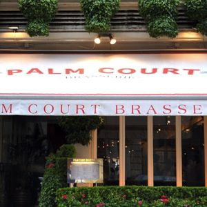 palmcourt1 Palm Court Brasserie